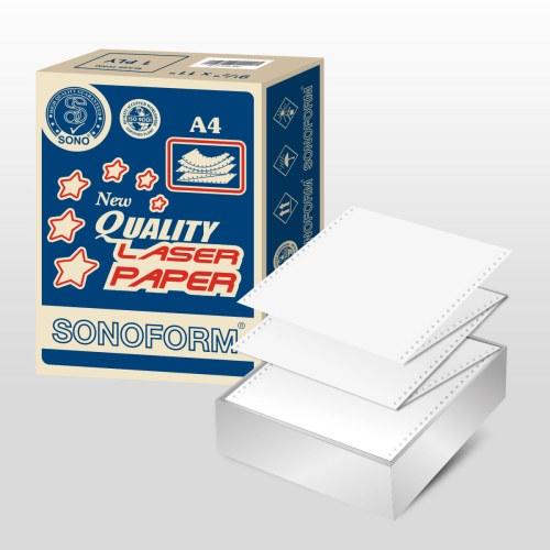 Sonoform Standard Blank / Pre-Printed (1 PLY/2 PLY/ 3 PLY/ 4 PLY/ 5 PLY)