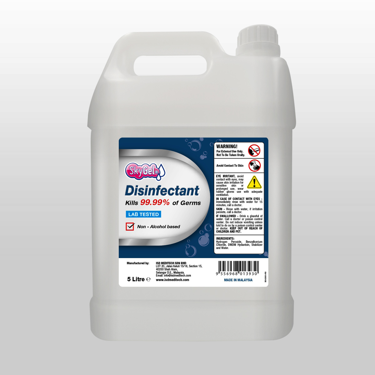 SKY GEL® Surface Disinfectant