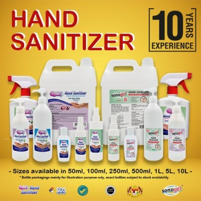 Birth of new normal: Hand sanitizer, an indispensable staple