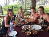 After completing our mission, we'd worked up an appetite and stopped for a late lunch at Lean 83 along the road from Unawatuna to Weligama (near Midigama)...