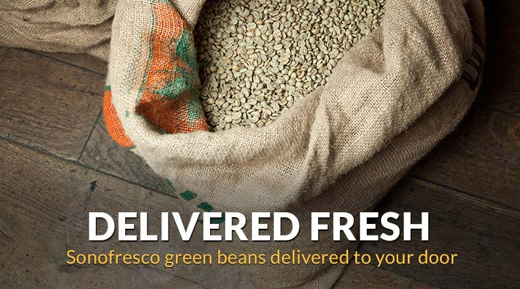 Sonofresco green beans delivered to your door.