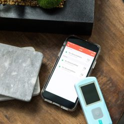 Mobile-and-EKGraph-Portable-ECG-Machine