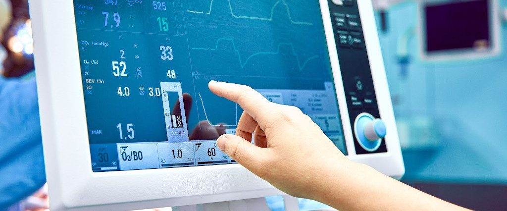 ekg monitoring procedure
