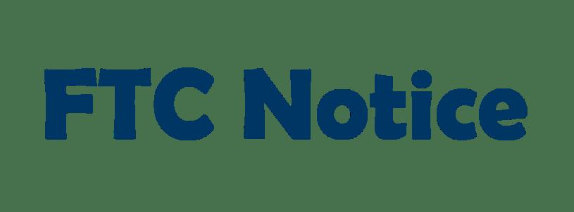 FTC-Notice