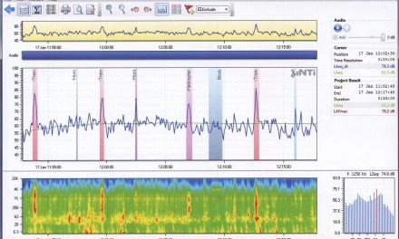 NTI et l'exploitation des mesures de bruit