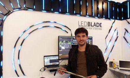 LEDBlade, le LEDstripe déco