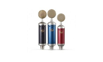 BLUE Essentials, la gamme de micros s'offre un lifting