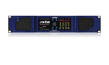 XTA APA-4E6, amplificateur de puissance quatre canaux