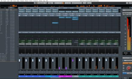 Steinberg Nuendo 8, logiciel de station de travail audio