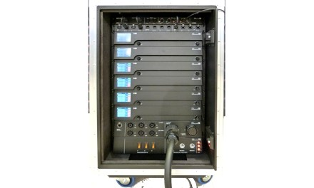 d&b Audiotechnik Touring Rack