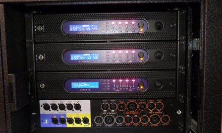 Coda Audio T-Rack et M-Rack, racks amplification