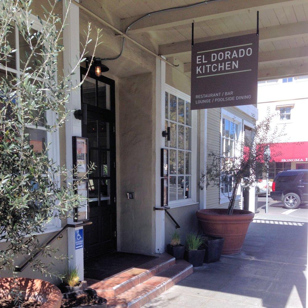 El Dorado Kitchen  Sonoma Plaza Visitors Guide