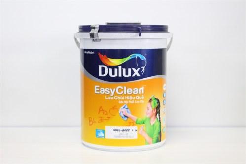 Sơn Dulux lau chùi hiệu quả EasyClean