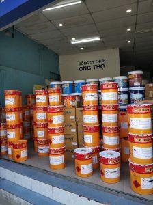 Địa chỉ bán sơn nước Jotun chất lượng tại Bình Dương