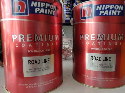 Sơn công nghiệp Nippon truyền thống là gì?