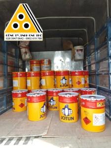 Phân biệt sơn công nghiệp Jotun 1 thành phần và sơn Jotun 2 thành phần