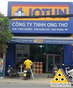 Đại lý chuyên bán sơn nội thất Jotun uy tín tại HCM