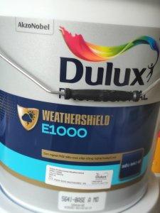 Mua sơn ngoại thất Dulux dự án Weathershield Flexx E1000