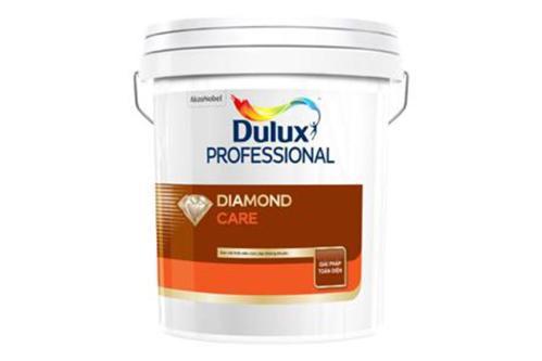 Mua sơn Dulux dự án nội thất dễ lau chùi