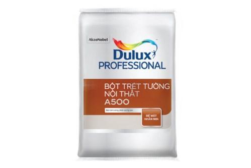 Phân phối bột bả Dulux dự án chính hãng