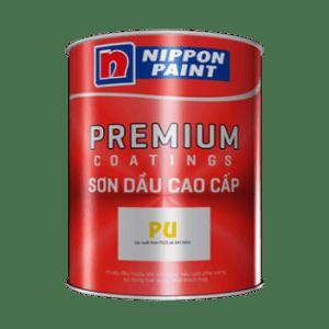 Cung cấp sơn phủ công nghiệp PU Nippon cho kim loại