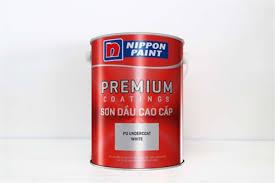Cung cấp sơn chống ăn mòn Nippon PU Undercoat White