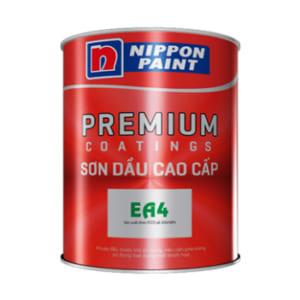 Báo giá sơn lót công nghiệp Nippon EA4 Clear Sealer