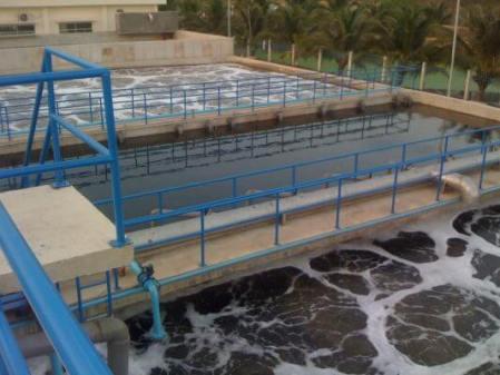 Bán sơn công nghiệp Nippon cho bể nước thải