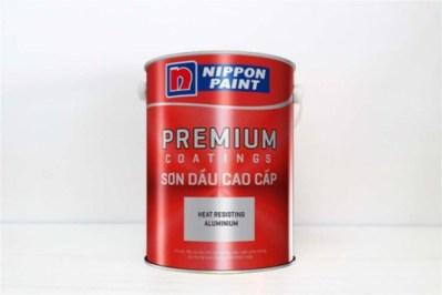 Mua sơn công nghiệp 2 thành phần Nippon giá tốt