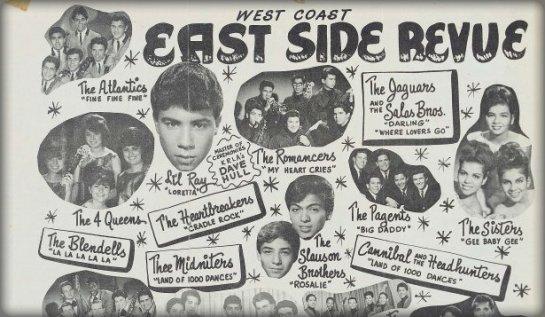 east side revue