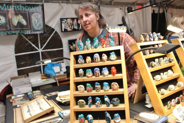 Sonoran Glass Art Show Vendor Payment Page