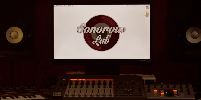Recording Mixing Mastering Studio Sonorous Lab