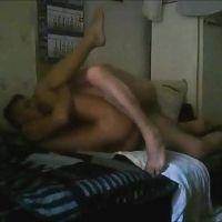 Levou o boy brasileiro pro barraco pra fuder