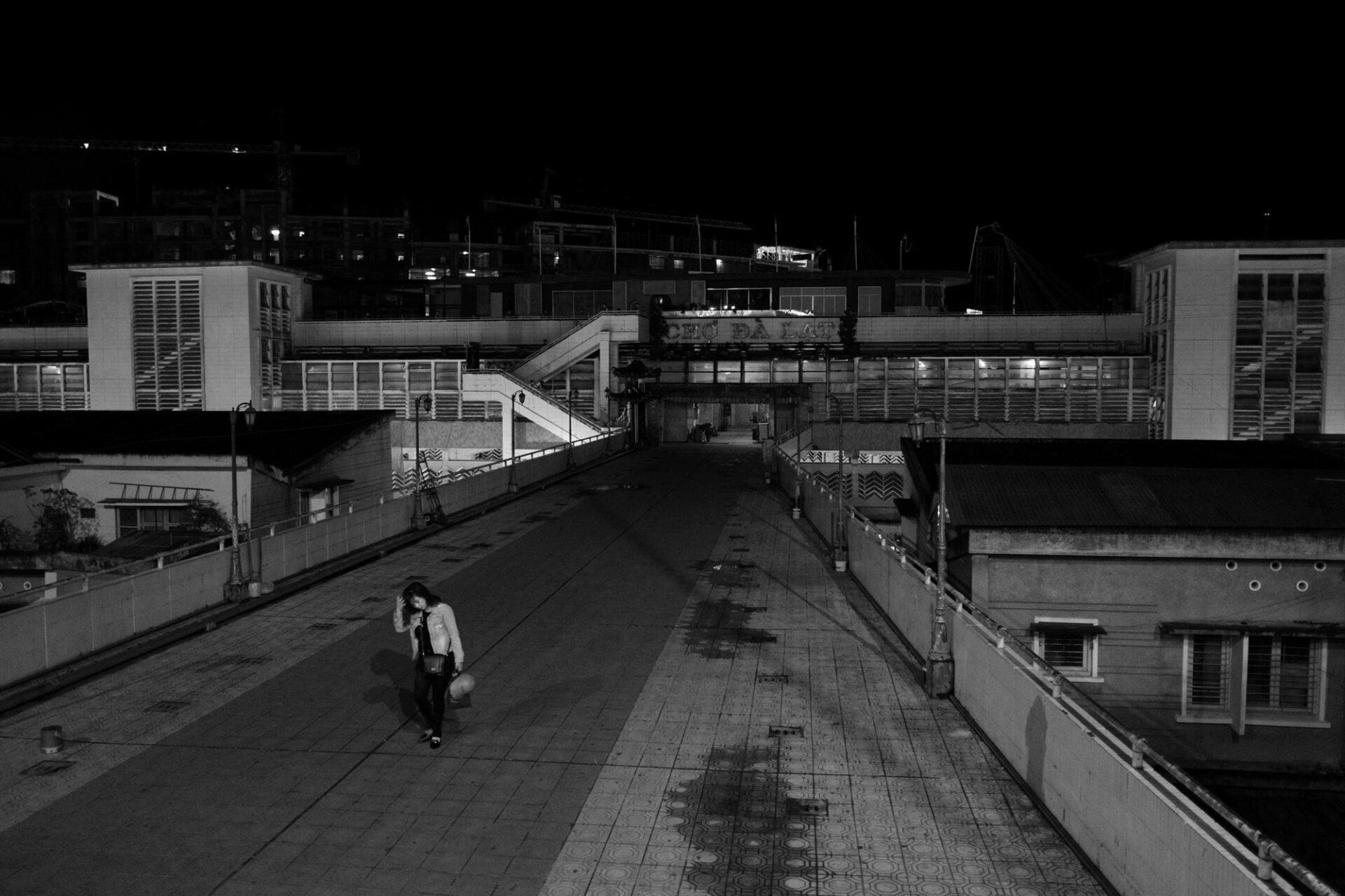 Đêm ở Đà Lạt
