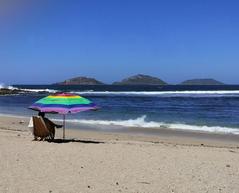 Cierran playas y balnearios de Sinaloa