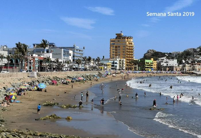 Playa Olas Altas, Mazatlàn