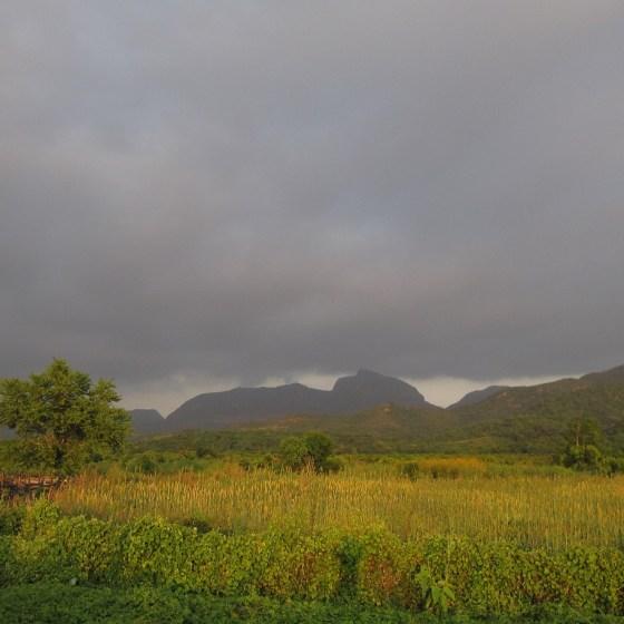 cerros del sur de Sinaloa