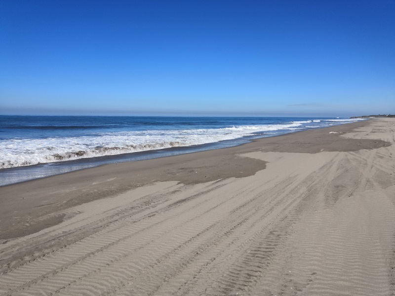 Playa El Verde Camacho
