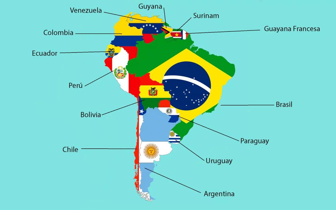 ¿Sudamérica o Suramérica?