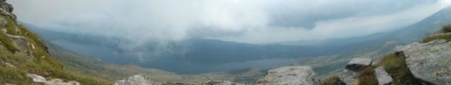 Изглед от връх Белмекен
