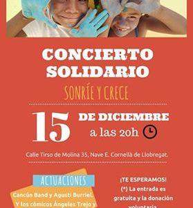 Concert Solidari de Nadal