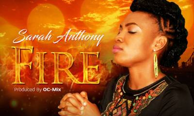 Sarah Anthony - Fire Mp3 Download