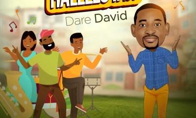 Dare David - Hallelujah (Lyrics)