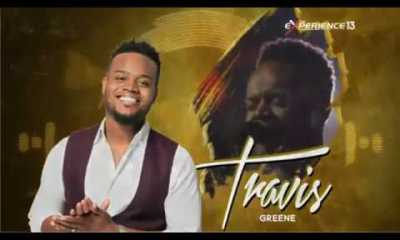 Travis Greene Performance at The Experience Lagos 2018