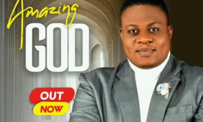 Download Kingsley Allen Amazing God mp3
