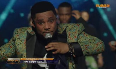 Download Tim Godfrey Agidigba Medley mp4