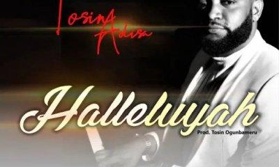Download Tosin Adisa Hallelujah mp3