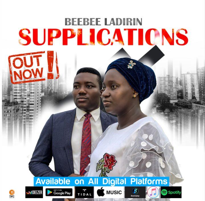 Download BeeBee Ladirin Supplication EP