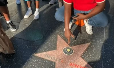 Did Sammie Okposo Get A Star On Hollywood Walk Of Fame?