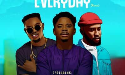 Download Folabi Nuel Everyday (Remix) mp3